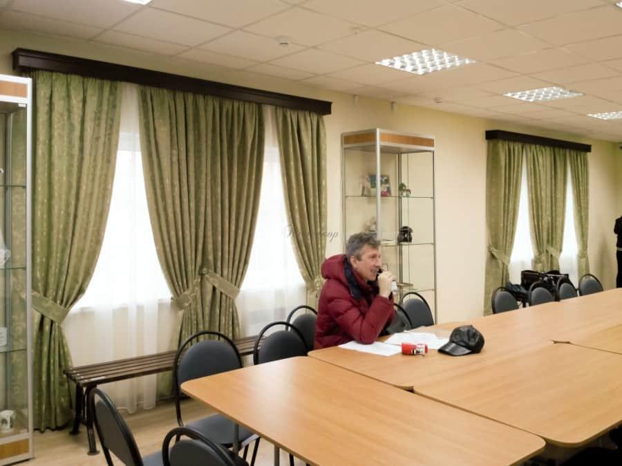 Фото штор 36: другие комнаты