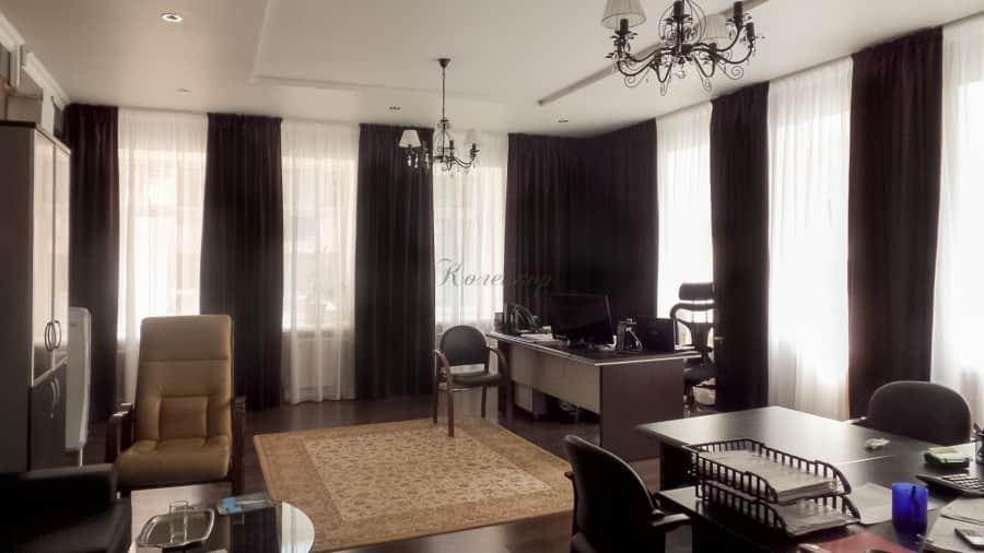 Фото штор 10: кабинеты, офисы, переговорные