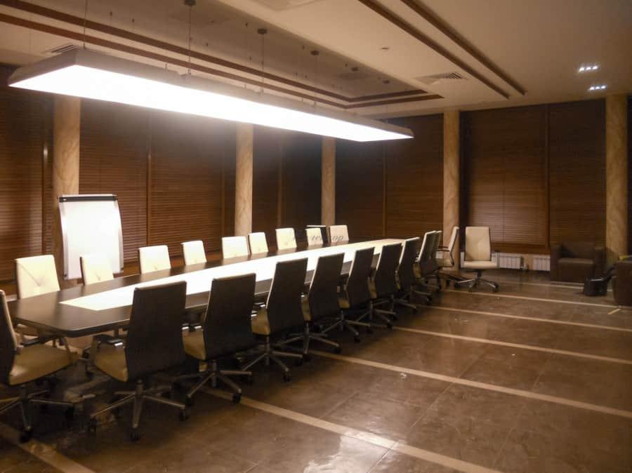 Фото штор 14: кабинеты, офисы, переговорные