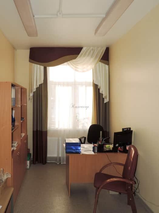 Фото штор 23: кабинеты, офисы, переговорные