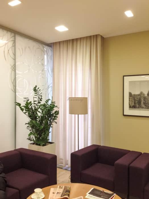 Фото штор 27: кабинеты, офисы, переговорные