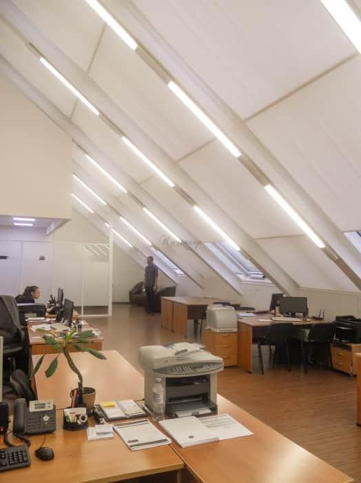 Фото штор 29: кабинеты, офисы, переговорные