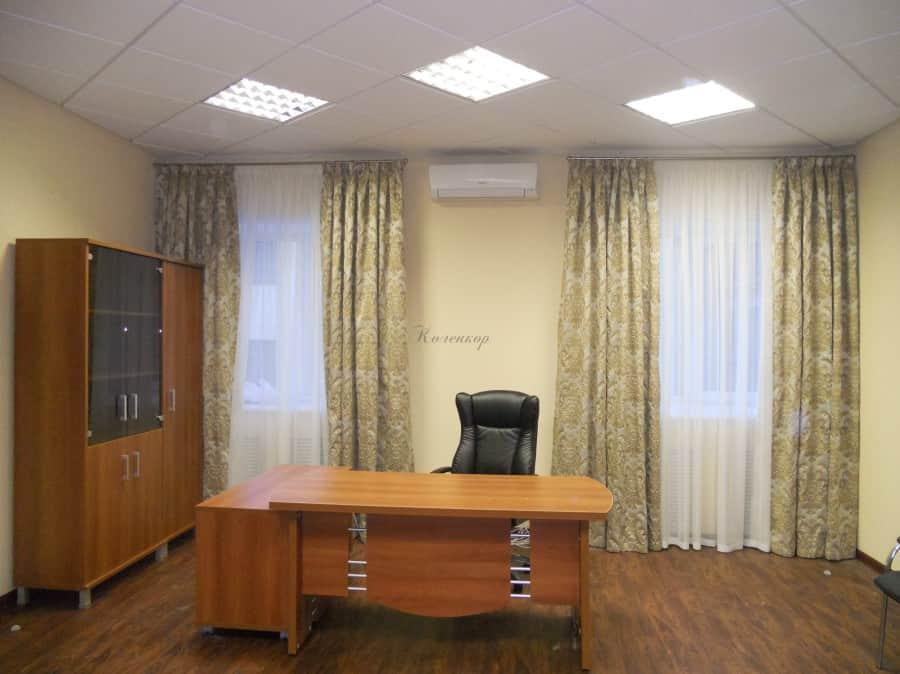 Фото штор 32: кабинеты, офисы, переговорные