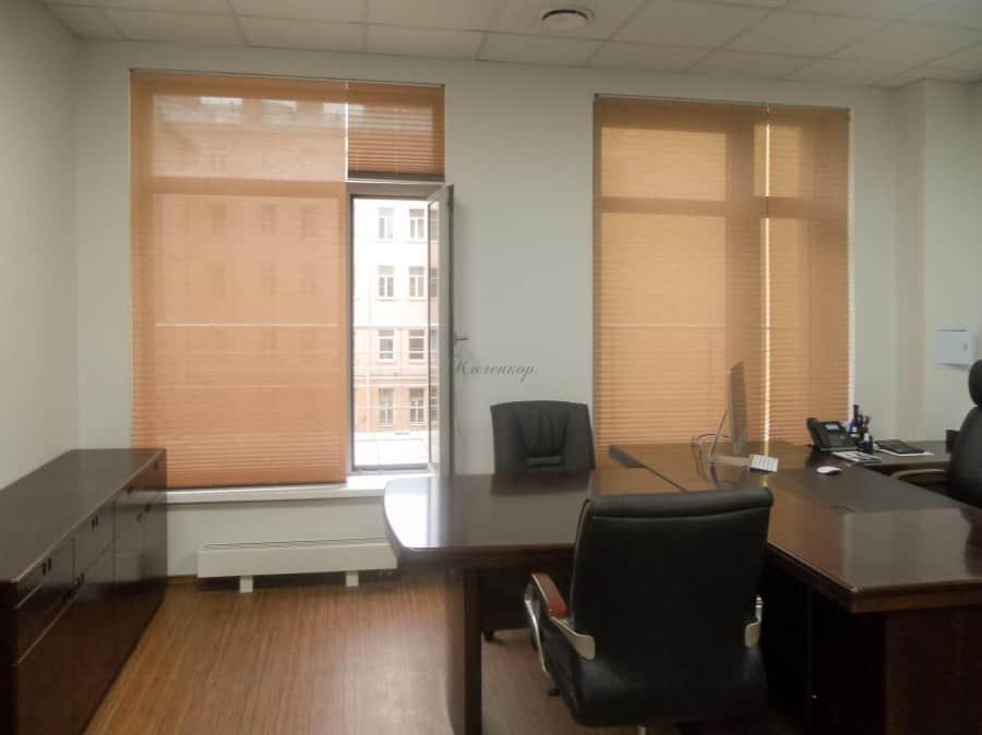 Фото штор 34: кабинеты, офисы, переговорные