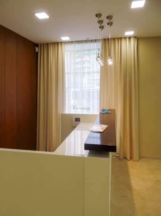 Фото штор 36: кабинеты, офисы, переговорные
