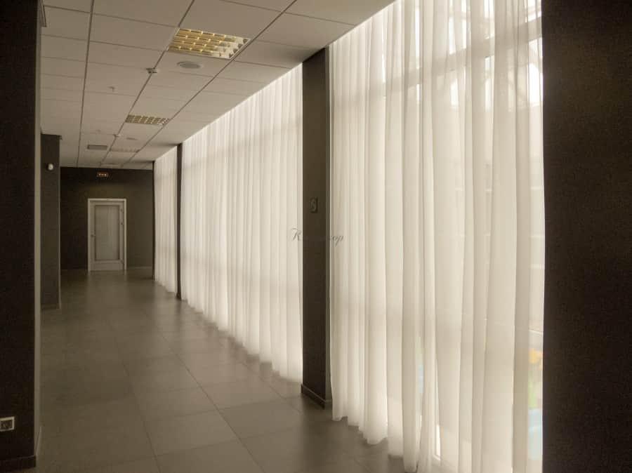 Фото штор 40: кабинеты, офисы, переговорные