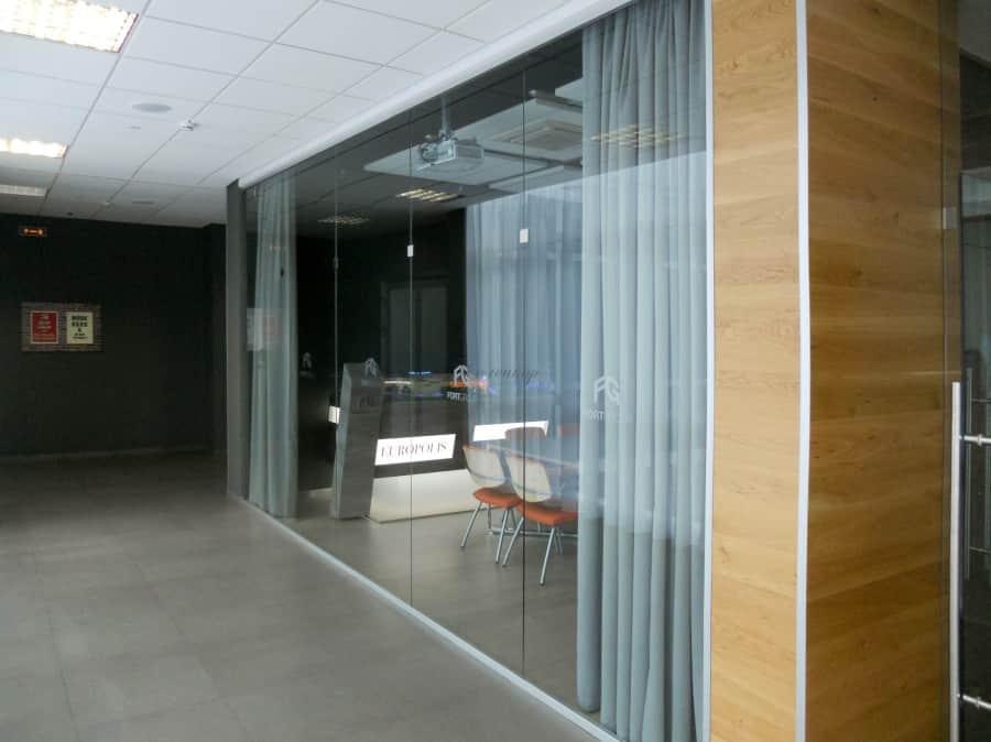 Фото штор 43: кабинеты, офисы, переговорные