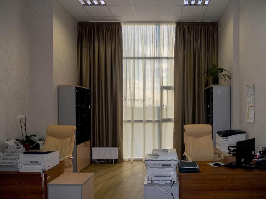 Фото штор 50: кабинеты, офисы, переговорные