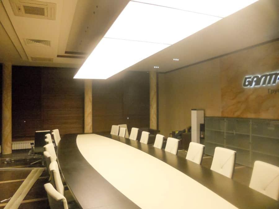 Фото штор 53: кабинеты, офисы, переговорные