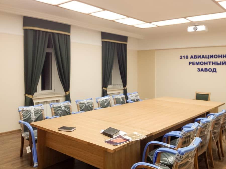 Фото штор 54: кабинеты, офисы, переговорные