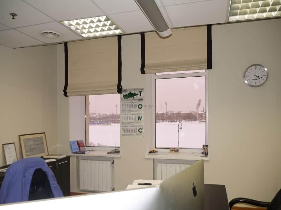 Фото штор 57: кабинеты, офисы, переговорные