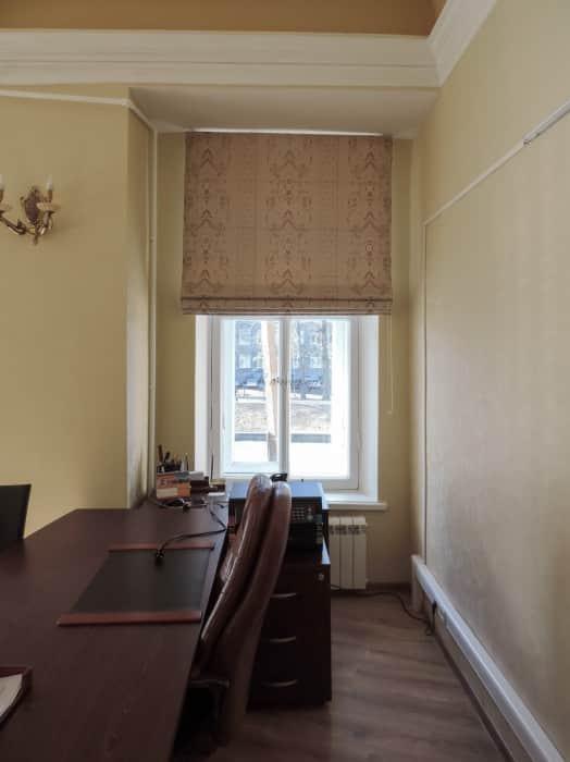 Фото штор 64: кабинеты, офисы, переговорные