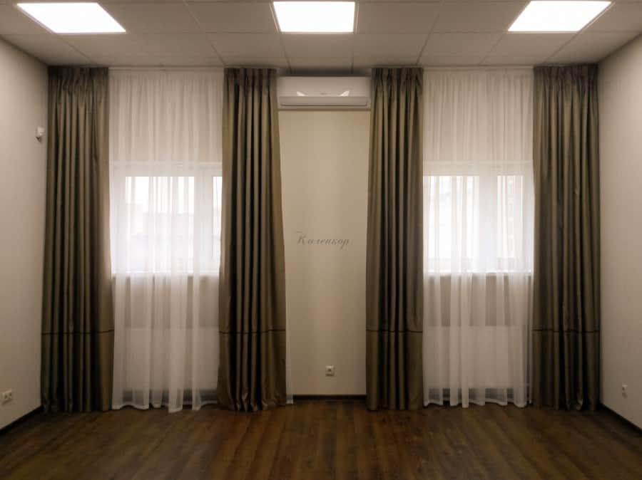 Фото штор 70: кабинеты, офисы, переговорные
