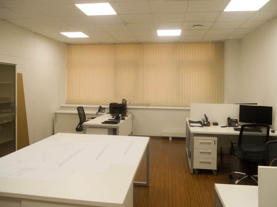 Фото штор 71: кабинеты, офисы, переговорные