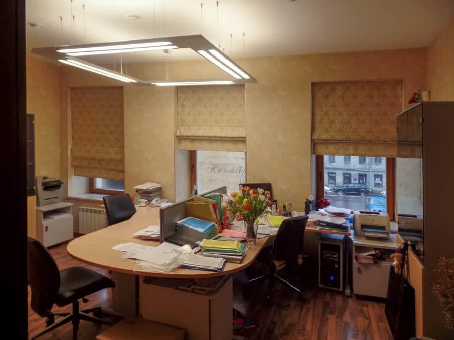 Фото штор 73: кабинеты, офисы, переговорные