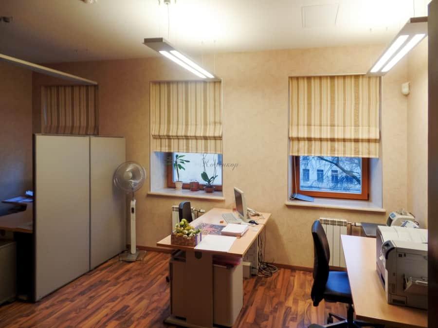Фото штор 75: кабинеты, офисы, переговорные
