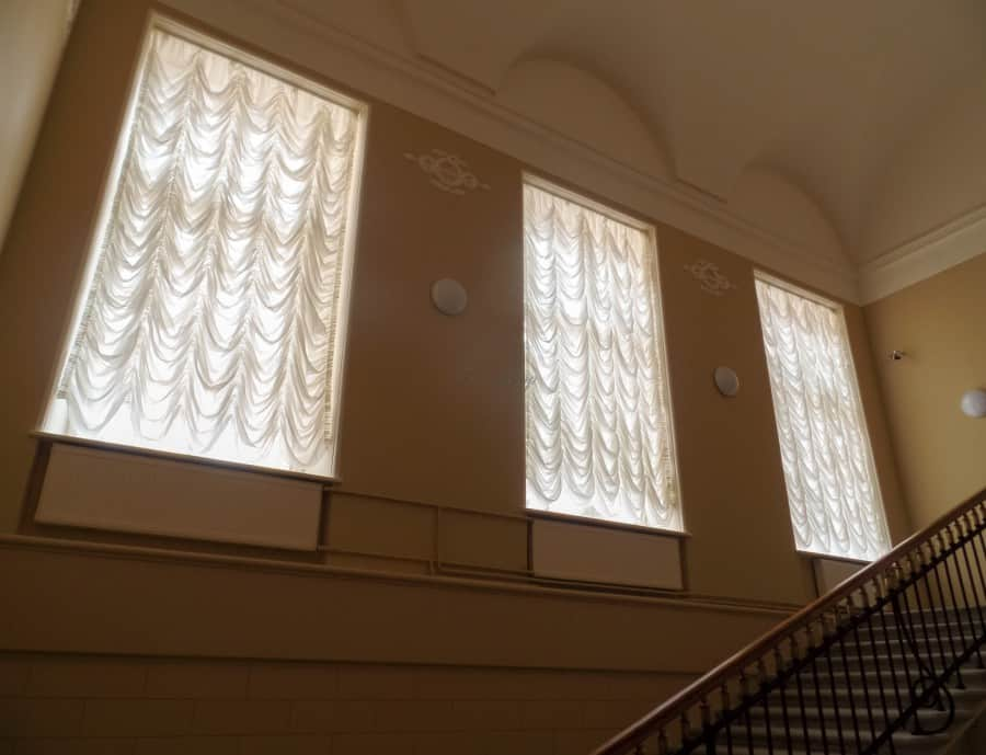 Фото штор 79: кабинеты, офисы, переговорные