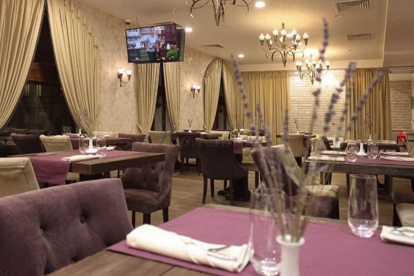 Фото штор 10: рестораны, гостиницы