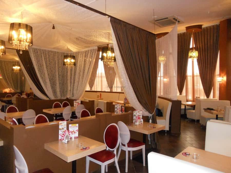 Фото штор 13: рестораны, гостиницы