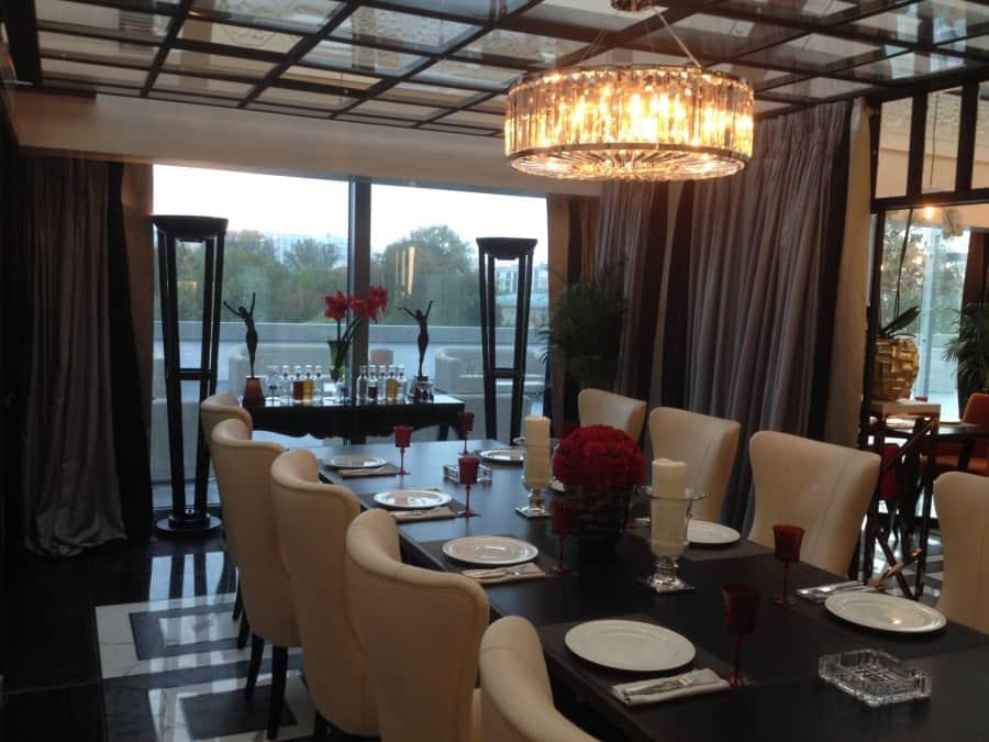 Фото штор 16: рестораны, гостиницы
