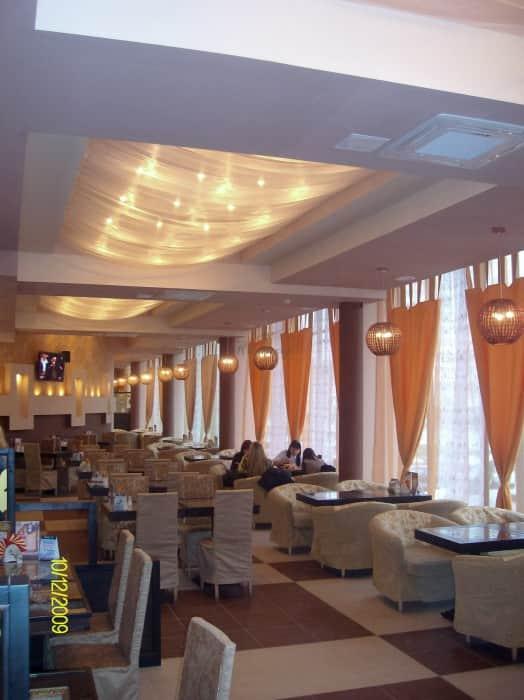 Фото штор 18: рестораны, гостиницы