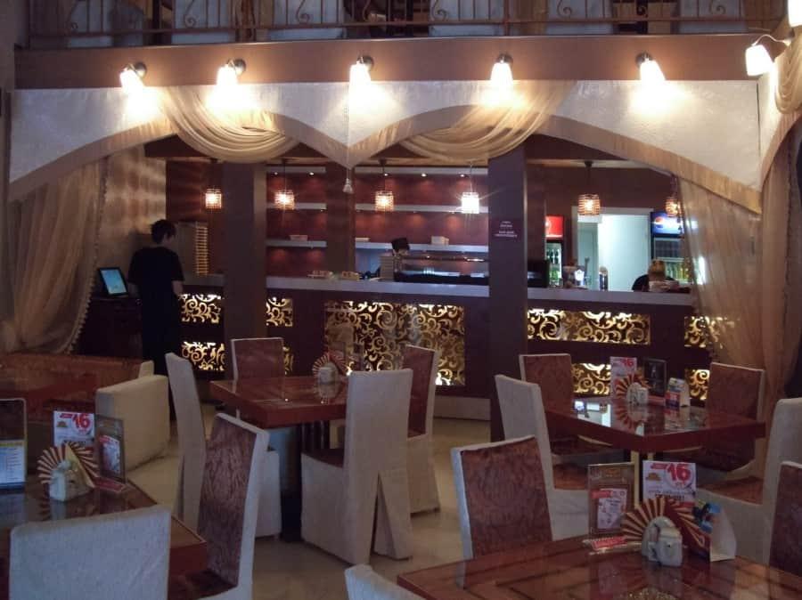 Фото штор 19: рестораны, гостиницы