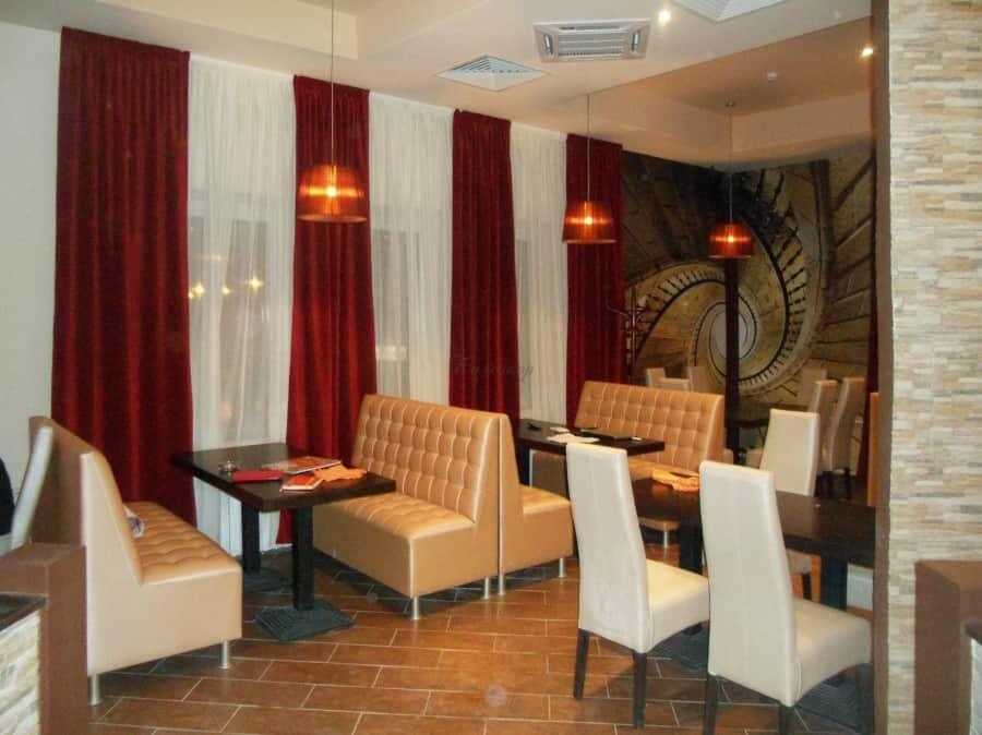 Фото штор 20: рестораны, гостиницы