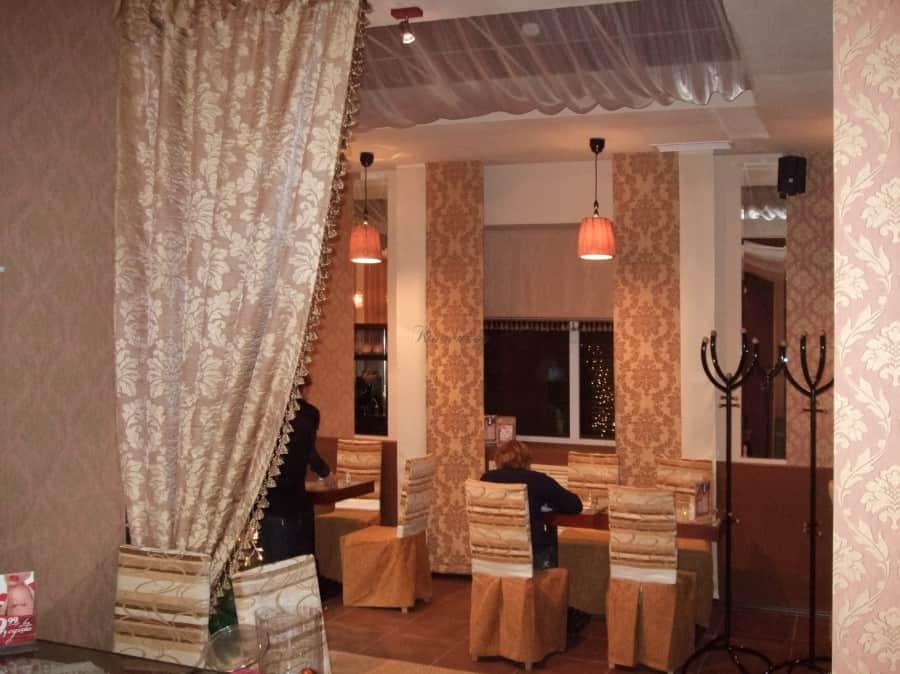 Фото штор 21: рестораны, гостиницы