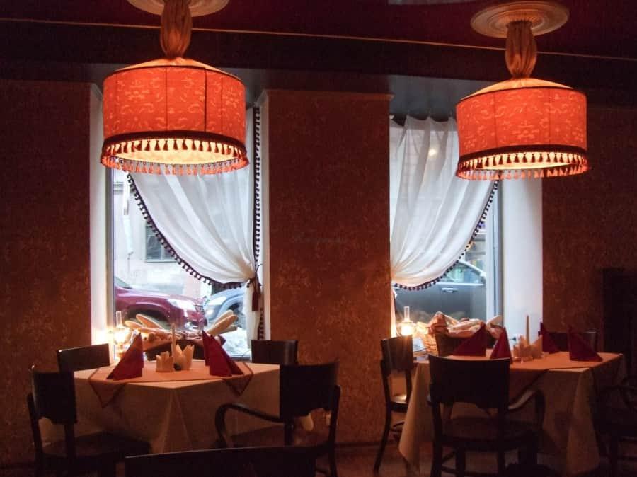 Фото штор 22: рестораны, гостиницы