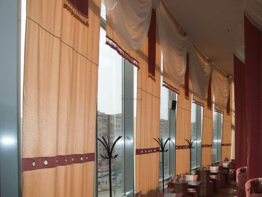 Фото штор 24: рестораны, гостиницы