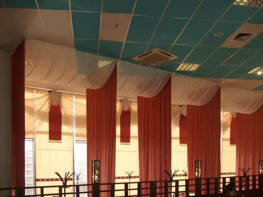 Фото штор 26: рестораны, гостиницы
