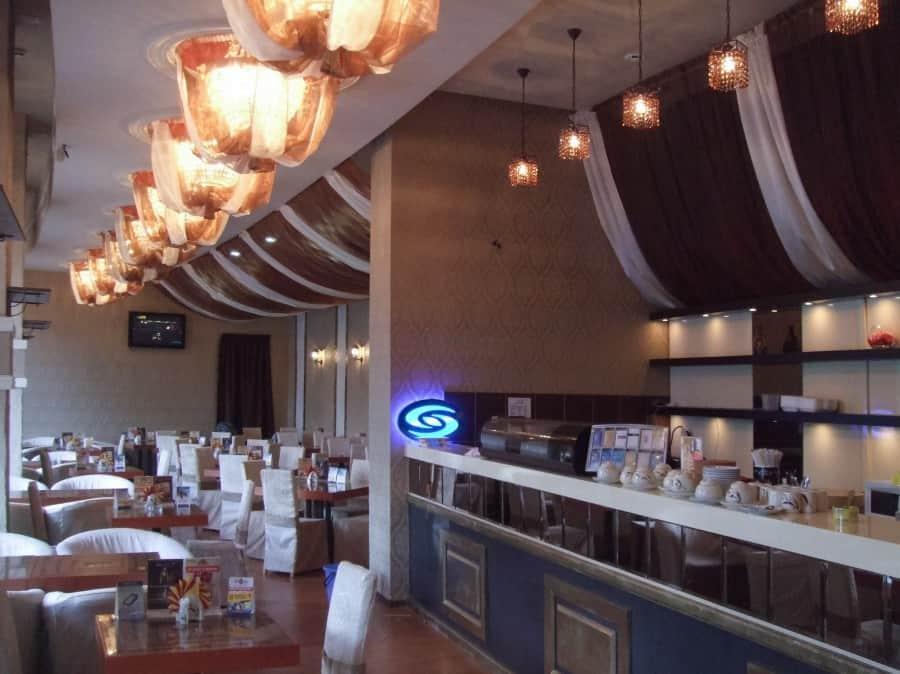 Фото штор 29: рестораны, гостиницы