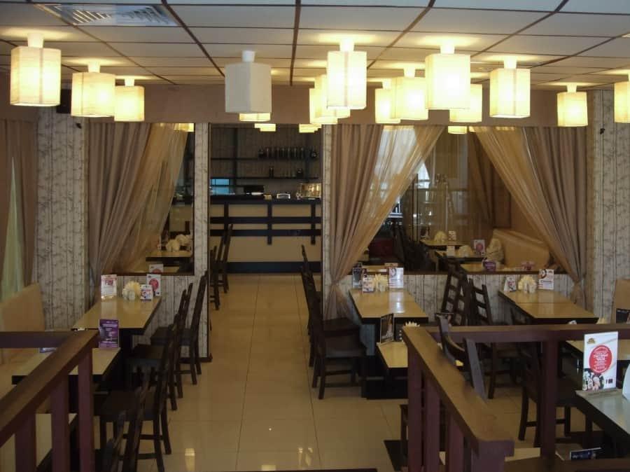 Фото штор 30: рестораны, гостиницы