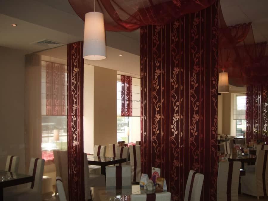 Фото штор 34: рестораны, гостиницы