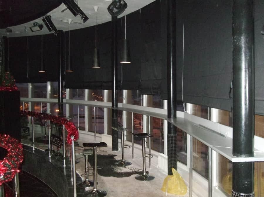 Фото штор 35: рестораны, гостиницы