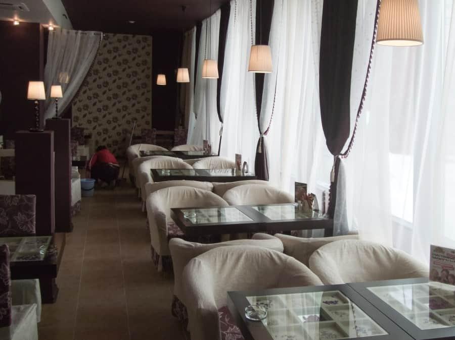 Фото штор 36: рестораны, гостиницы