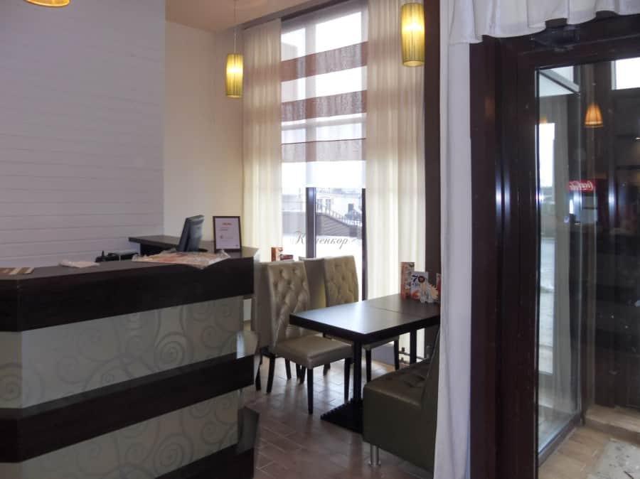 Фото штор 44: рестораны, гостиницы