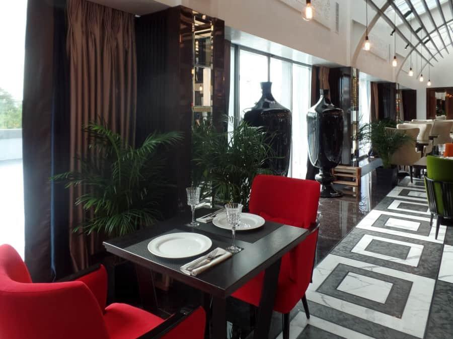 Фото штор 46: рестораны, гостиницы