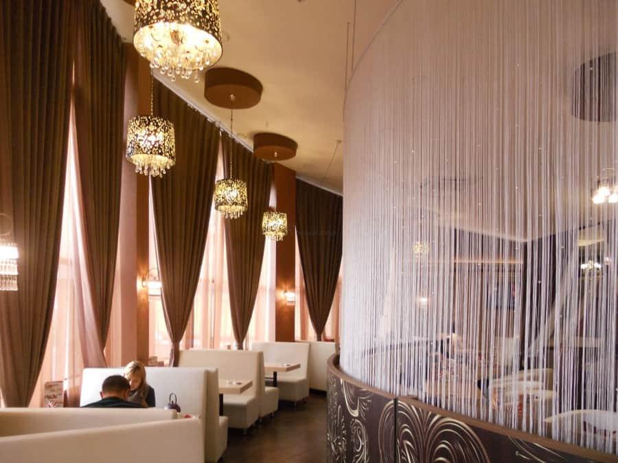 Фото штор 5: рестораны, гостиницы