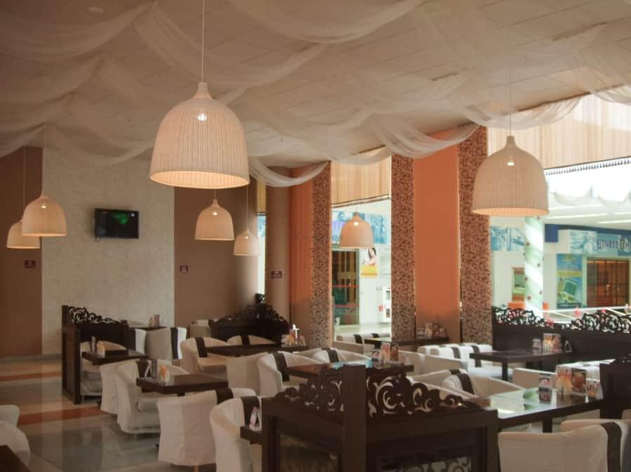 Фото штор 50: рестораны, гостиницы