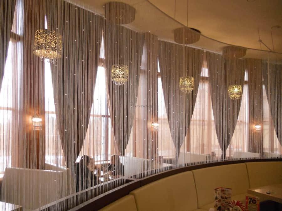 Фото штор 52: рестораны, гостиницы
