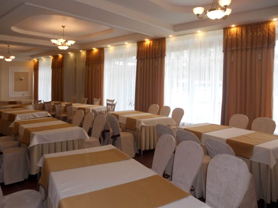 Фото штор 54: рестораны, гостиницы