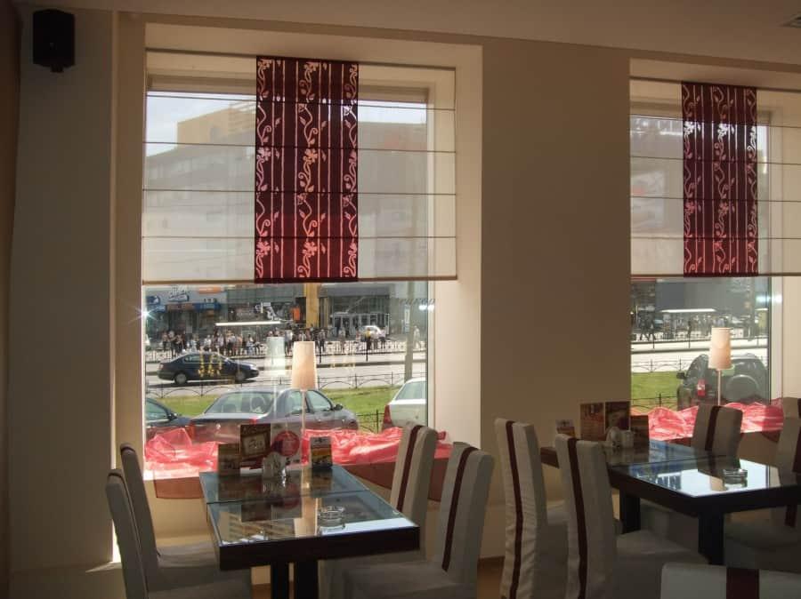 Фото штор 58: рестораны, гостиницы