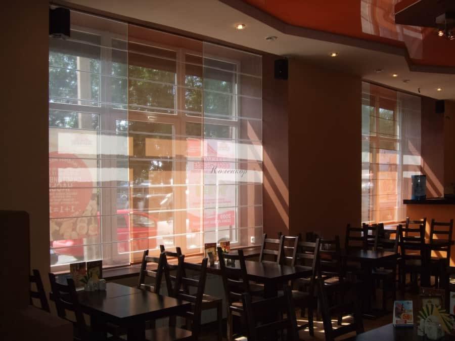 Фото штор 62: рестораны, гостиницы