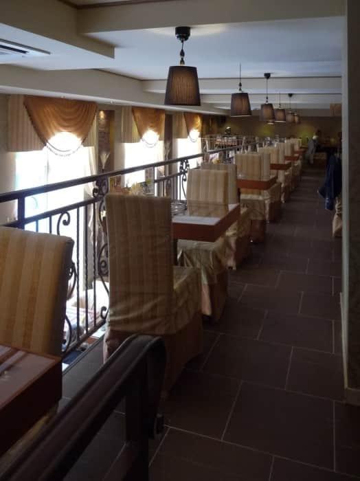 Фото штор 66: рестораны, гостиницы