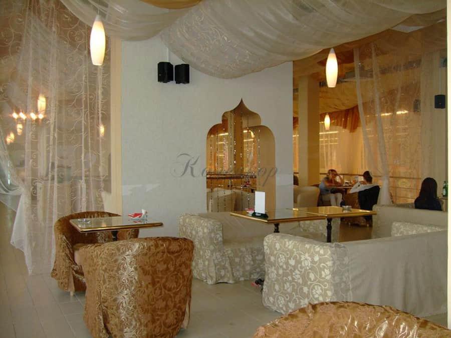Фото штор 1: рестораны, гостиницы
