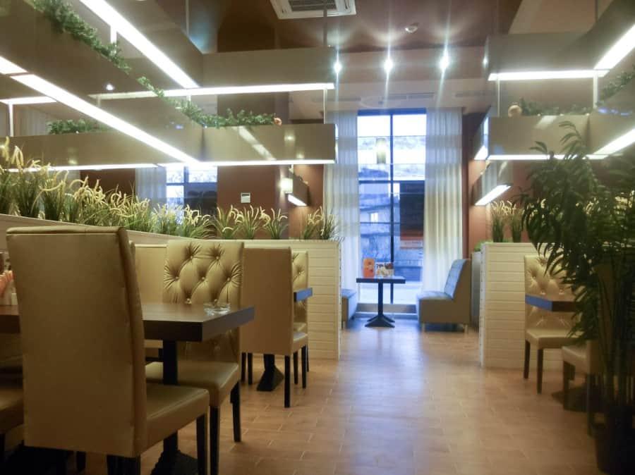 Фото штор 8: рестораны, гостиницы
