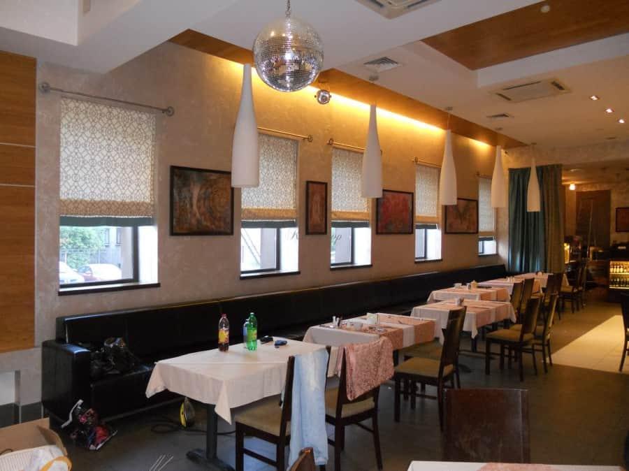 Фото штор 9: рестораны, гостиницы