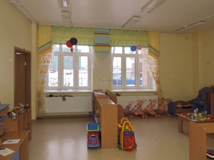 Фото штор 46: садики, Школы и др.