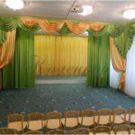Подбираем шторы для музыкального зала в детском саду
